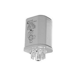Schneider Electric/Magnecraft 750XBXH 12D Relay; Hermetic Octal Relay, 8 Pin, DPDT, 12 Amp Rating, 12 VDC lug in socket mount Electronic Components Industrial & Scientific