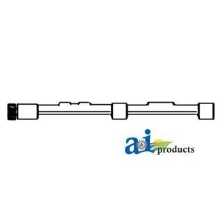 A & I Products Shaft, Balancer with Gear (LH) Replacement for John Deere Part Industrial & Scientific