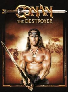 Conan the Destroyer: Arnold Schwarzenegger, Grace Jones, Wilt Chamberlain, Olivia D'Abo:  Instant Video