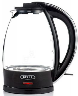 Bella 13822 1.7L Glass Kettle   Coffee, Tea & Espresso   Kitchen