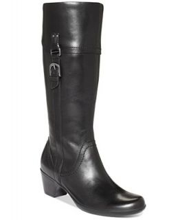 Clarks Womens Ingalls Vicky II Wide Calf Boots   Shoes