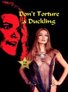 Don't Torture a Duckling (Non Si Sevizia Un Paperino) 1972 Florinda Bolkan, Barbara Bouchet, Tomas Milian, Lucio Fulci  Instant Video