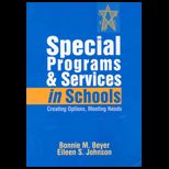 Special Programs and Services in Schools
