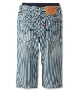 Levis Kids Boys 514 Pull On Pant Infant Hickory Stripe