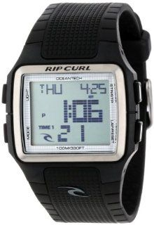Rip Curl Men's A2385 BLK Drift Black Polyurethane Watch: Rip Curl: Watches
