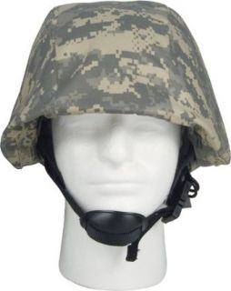 ACU Digital Camouflage Military GI Style Kevlar Helmet Cover Military Apparel Accessories Clothing