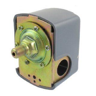 Amico AC 220V 10A 135 175PSI 25 35PSI Air Compressor Pump Pressure Switch Control Valve   Air Compressor Accessories