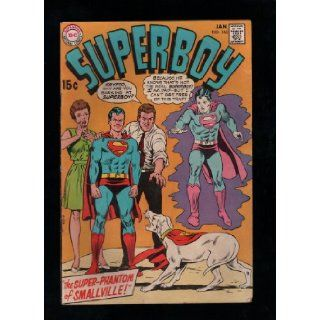 Superboy, Vol. 1 #162 The Super Phantom of Smallville (Superboy) Frank Robbins, Boltinoff Murray, Bob Brown, Murphy Anderson, Wally Wood, Curt Swan Books