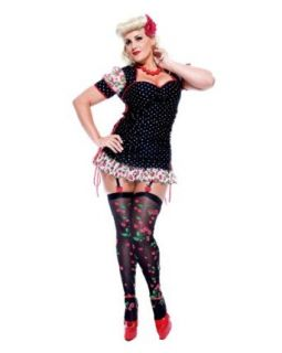 Pinup Girl Adult Plus Costume Toys & Games