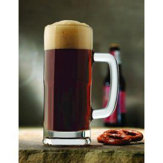 Libbey Craft Brew Beer Stein Set of 4