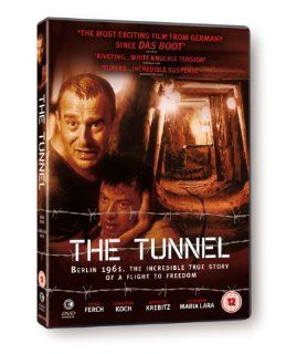 The Tunnel [Region 2   Non USA Format] [UK Import]: Nicolette Krebitzdo, Heino Ferch, Sebastian Koch, Alexandra Maria Lara: Movies & TV