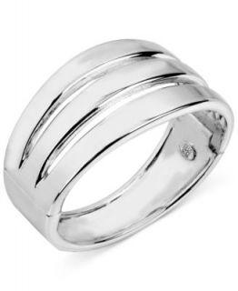 Robert Lee Morris Silver Tone Sculptural Cuff Bracelet   Fashion Jewelry   Jewelry & Watches
