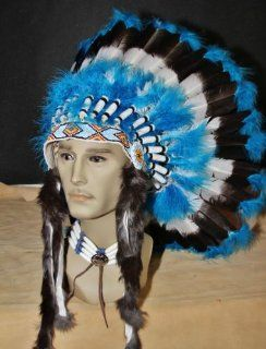 Imitation Native American War Bonnet (INWB109) : Other Products : Everything Else