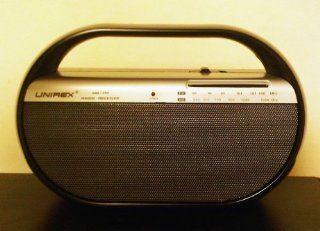 Unirex RX 108 AM / FM Portable Radio  Headset Radios