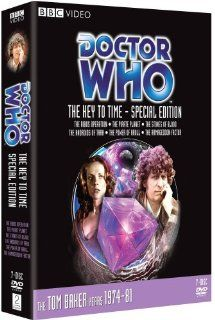 Doctor Who: The Key to Time (Special Collector's Edition) (Stories 98 103): Tom Baker, Mary Tamm, John Leeson, George Spenton Foster, Pennant Roberts, Darrol Blake, Michael Hayes, Norman Stewart, Graham Williams, Robert Holmes, Douglas Adams, David Fis
