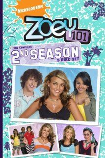 Zoey 101: Season 2: Jamie Lynn Spears, Paul Butcher, Sean Flynn, Victoria Justice, Christopher Massey, Alexa Nikolas, Erin Sanders, Matthew Underwood: Movies & TV