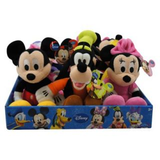 Disney Mickey Mouse Plush Beanz