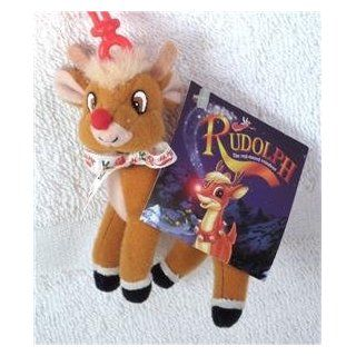 Rudolph Misfit Toys Plush Clip On  1999 Prestige : Other Products : Everything Else