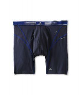 adidas Sport Performance Flex360 Boxer Brief Mens Underwear (Navy)
