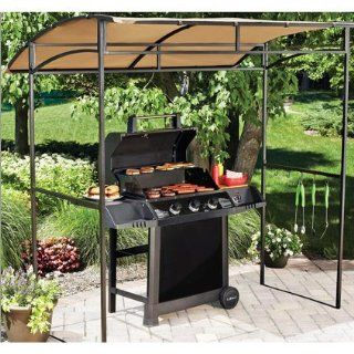 Replacement Canopy for 's Curved Grill Shelter  Gazebos  Patio, Lawn & Garden