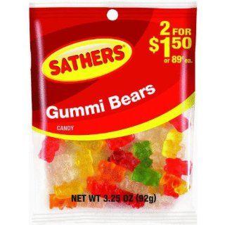 Gummi Bears Candy  Gummy Candy  Grocery & Gourmet Food