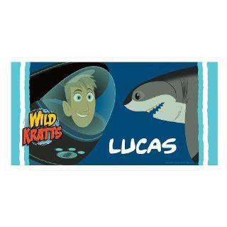 Wild Kratts Underwater Adventure Beach Towel