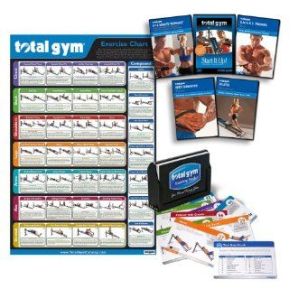 Total Gym Personal Training System  Home Gyms  Sports & Outdoors