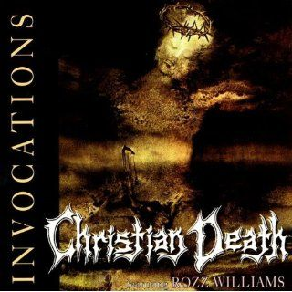 Spectre (Love Is Dead) Christian Death Featuring Rozz Williams