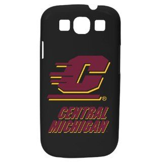 Central Michigan University Chippewas   Smartphone Case for Samsung Galaxy� S3   Black: Cell Phones & Accessories