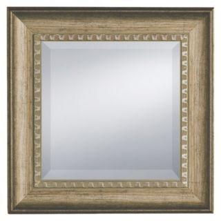 Prinz Wall Mirror Bold   Gold (17.5X17.5)