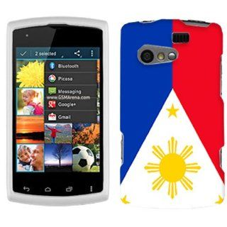 Kyocera Rise philippines flag Phone Case Cover: Cell Phones & Accessories