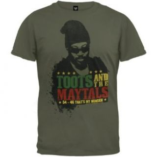 Toots And The Maytals   That's My Number T Shirt: Clothing