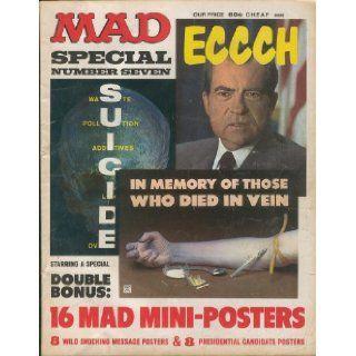 "Mad Magazine Special Number Seven "" Star Trek "" ""Spy Vs Spy"" (Volume 1): ALFRED E. NEUMAN, DON MARTIN: Books"