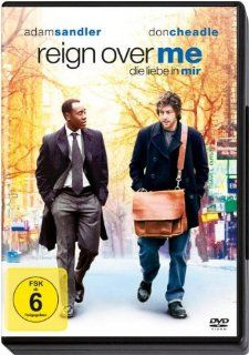 "Reign Over Me   Die Liebe in mir: Adam Sandler, Don Cheadle, Jada Pinkett Smith, Liv Tyler, Saffron Burrows, Donald Sutherland, Robert Klein, Melinda Dillon, Mike Binder, Rolfe Kent, Jack Binder, Christian ""Pipo"" Wintter, Sharon Bialy, Steve Edwa"