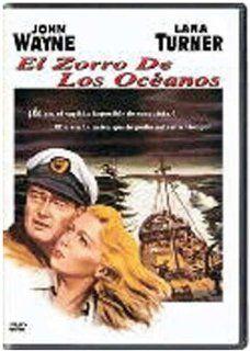 Der Seefuchs EU Import mit deutscher Synchronisation: John Wayne, Lana Turner, John Farrow: DVD & Blu ray