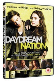 Daydream Nation [UK Import] Kat Dennings, Josh Lucas, Reece Thompson, Andie MacDowell, Rachel Blanchard, Natasha Calls, Quinn Lord, Calam Worthy, Michael Goldbach DVD & Blu ray