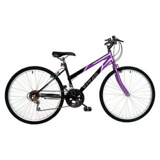 Titan Womens Wildcat 26 Mountain Bike   Purple/