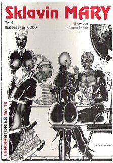 Sklavin Mary   LenoirStories No. 18 Illustrationen COCO Claude Lenoir Bücher