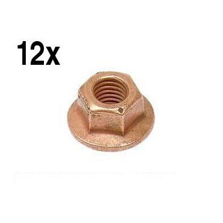 BMW e30 e34 e36 Copper Collar Nut 7mm Exhaust Manifold to Cylinder Head Automotive