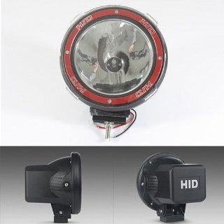 "HAMMER 35W 12V Work Off road Light 4"" HID Xenon Lamp 60 Degree Waterproof Flood Lighting 1 pc Set   Hid Offroad Light"