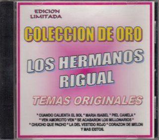 Hermanos Rigual Coleccion De Oro Temas Originales Music