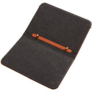 Kindle Leather Cover, Burnt Orange, Updated Design (Fits Kindle Keyboard) Kindle Store