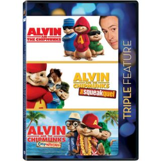 Alvin and the Chipmunks/Alvin and the Chipmunks: