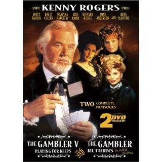 The Gambler V   Playing for Keeps / The Gambler Returns Kenny Rogers, Dixie Carter, Loni Anderson, Reba McEntire, Chuck Connors, Linda Evans, Brian Keith, David Carradine, Hugh O'Brian, Mickey Rooney, Clint Walker, Dick Lowry, Jack Bender Movies &amp