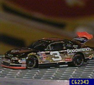 Dale Earnhardt Taz 24K 1:24 Scale Die Cast Car —