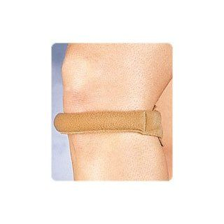 "Cho Pat Knee Strap Medium, 12.5""  14.5"", Beige Provides relief from acute or chronic pain commonly associated with patellofemoral syndrome, tendonitis, chondromalacia, iliotibial band syndrome and Osgood Schlatter disease: Everything Else"