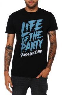 Boys Like Girls Life Party T Shirt Clothing