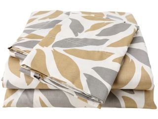 Elite Malaga Collection 100 Percent Cotton Sateen 4 Piece Sheet Set Full Taupe