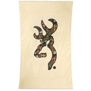 Browning Tan  Camo Beach Towel 732432