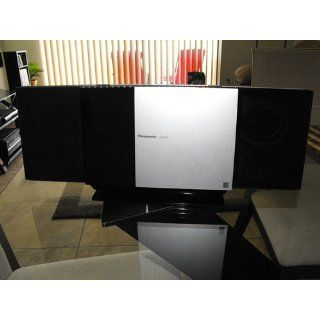 Panasonic SC HC35 Compact Stereo System (Discontinued by Manufacturer) Electronics